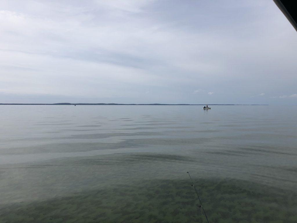 Žvejyba sodyboje